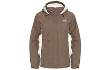 The North Face W Evolution Triclimate Jacket brown/grey